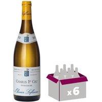DOMAINE OLIVIER LEFLAIVE 2015 - Chablis Premier Cru Fourchaume - Vin Blanc - 75 cl x6