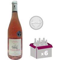 DOMAINE DUTERTRE 2016 Touraine Ambroise Rosé Plaisir Vin de Pays du Val de Loire - Rosé - 75 cl x 6