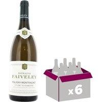 FAIVELEY 2014 Puligny Montrachet Vin de Bourgogne - Blanc - 0,75 cl - AOP x 6