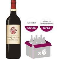Château Fleur Cardinale Saint Emilion Grand Cru Classé 2015 - Vin rouge
