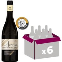 Cave de Roquebrun AOC Saint-Chinian-Roquebrun Les Fiefs d'Aupenac 2014 - Vin rouge