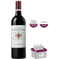 Château La Gaffelière 2015 Saint-Emilion Grand Cru Bordeaux - Vin Rouge - 75 cl