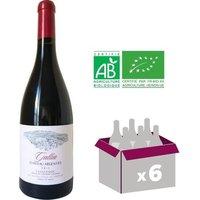 CHÂTEAU ARGENTIES 2015 Gallia Languedoc BIO - Rouge - 6x 75 cl