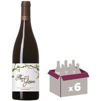 FLEUR DE GASSAC 2015 Vin du Languedoc - Rouge - 75 cl - AOP x 6