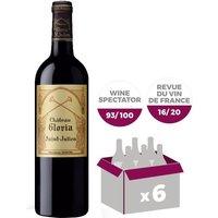 Château Gloria Saint Julien 2015 - Vin rouge