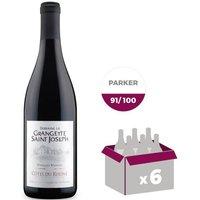 Domaine la Grangette Saint Joseph - AOC Côtes du Rhône 2015 - Vin rouge