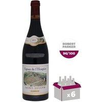 E. Guigal Vignes de l'Hospice 2015 Saint-Joseph - Vin rouge du Vallée du Rhône