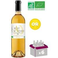 Domaine Haut Marsalet Monbazillac 2015 - Blanc - BIO - 75 cl x 6