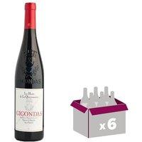 Gigondas Les Hauts de la Queyronnière 2016 - Vin rouge