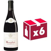 Jean Bouchard Beaujolais Grand Vin du Beaujolais 2015 - Vin Rouge