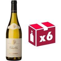 Jean Bouchard Chablis Grand Vin de Bourgogne 2015 - Vin Blanc