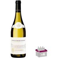 Jean Bouchard Coteaux Bourguignons Grand Vin de Bourgogne 2015 - Vin Blanc