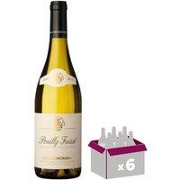 Jean Bouchard Pouilly Fuissé Grand Vin de Bourgogne 2016 - Vin Blanc