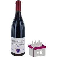 Alice Laboureau Santenay 1er Cru Clos Rousseau 2015 - Vin rouge