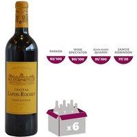 Château Lafon-Rochet 2015 Saint-Estèphe Bordeaux - Vin Rouge - 75 cl