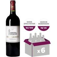 Chateau Lagrange AOC Saint Julien 2015 - Vin rouge