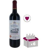 Château Beaulieu 2015 Lalande de Pomerol Vin Rouge de Bordeaux