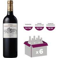 Château Larrivet Haut Brion AOC Pessac Léognan 2015 - Vin rouge