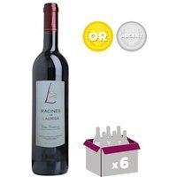 DOMAINE DE LAURIGA 2015 - Vin Racine - Rouge -  IGP Côtes Catalanes  - 75 cl x6