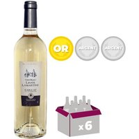 Château Lions Lamartine Gaillac Sec - Vin blanc x6
