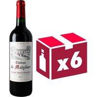 Château de Malydure AOC Lussac Saint Emilion 2015 - Vin rouge