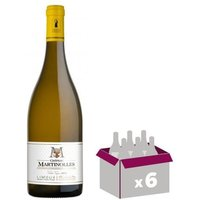 CHÂTEAU MARTINOLLES  2015 - Vin de Limoux Blanc - AOP Vieilles Vignes - 75 cl x6