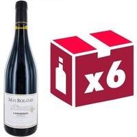 Mas Rolland Languedoc Pezenas 2015 - Vin rouge