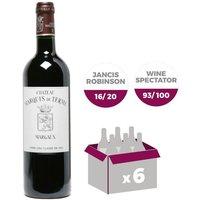 Château Marquis de Terme AOC Margaux 2015 - Vin rouge