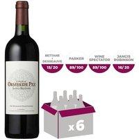 Château Les Ormes de Pez Saint Estèphe 2015 - Vin rouge