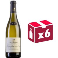 Pascal Bouchard Chablis 1er Cru Fourchaume Grand Vin de Bourgogne 2015 - Vin Blanc