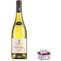 Pascal Bouchard Saint Bris Sauvignon Réserve Saint Pierre Grand Vin de Bourgogne 2015 - Vin blanc