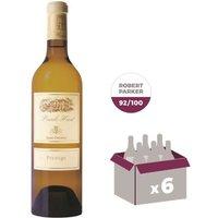 Château Puech-Haut Coteaux du Languedoc Prestige 2015 - Vin blanc