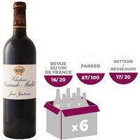 Château Sociando Mallet AOC Haut-Médoc Cru Bourgeois 2015 - Vin rouge
