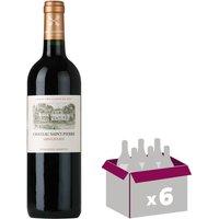 Château Saint Pierre Saint Julien 2015 - Vin rouge
