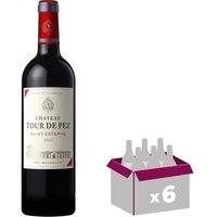 Château Tour De Pez Saint Estèphe 2015 - Vin rouge