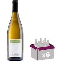 Domaine du Vieux Pressoir Saumur 2016 - Vin blanc 75cl x6