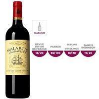 MAGNUM Château Malartic Lagravière 2015 Pessac-Léognan - Vin Rouge - 1,5 L