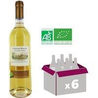 Château Marion Fée de la Nature AOC Côtes de Bergerac Bio 2016 - Vin blanc