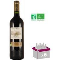Château Marion Fée de la Nature 2016 Bergerac - Vin rouge du Sud Ouest - Bio