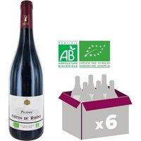 Picadou 2016 Côtes du Rhône - Vin rouge de la Vallée du Rhône - Bio