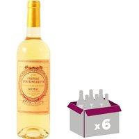 Château Biscarets Tilleuls Gauthier Loupiac 2016 - Vin blanc liquoreux