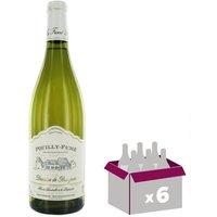 Domaine de Breugnon AOP Pouilly Fumé 2016 - Vin blanc