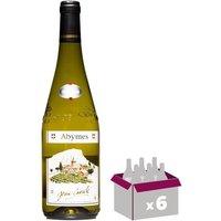 MAISON JEAN CAVAILLE 2016 Abymes Village Vin de la Savoie - Blanc - 6x 75 cl