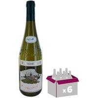 MAISON JEAN CAVAILLE 2016 Apremont Village Vin de la Savoie - Blanc - 6x 75 cl