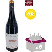 Les Combelles 2016 Côtes du Rhône Villages - Vin rouge du Vallée du Rhône