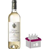 CHÂTEAU LA VOULTE GASPARETS 2016 Corbières - Blanc - 6x 75 cl