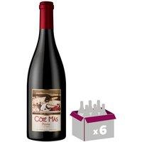COTE MAS 2015 Languedoc Pézenas - Rouge - 6x 75 cl - AOP
