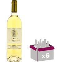 Domaine de Coussères AOC Sauternes 2016 - Vin blanc
