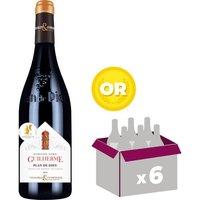 Domaine Dame Guilherme Côtes du Rhône Villages Plan de Dieu 2016 - Vin rouge