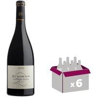 Divinum Grenache Merlot IGP Pays d'Oc 2016 - Vin rouge